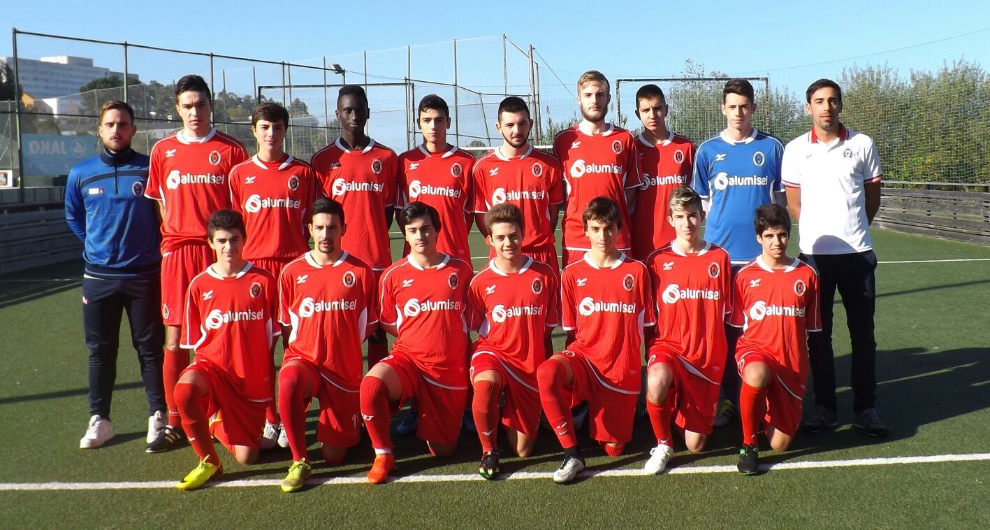 Equipe local de football A.D. Lavadores C.F.