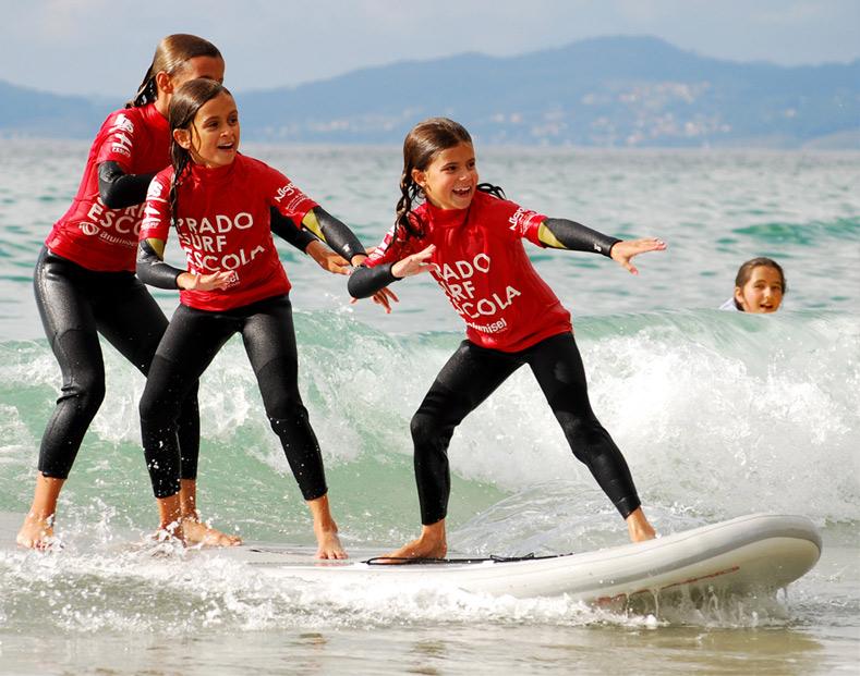Escuela de Surf Patos
